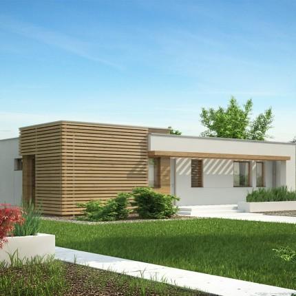 Domy szkieletowe energooszcz dne i pasywne domy - Construccion casas de campo ...